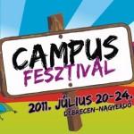 Helyzetjelentés a Campus fesztiválról – Vol. 3.
