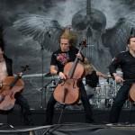 Debrecenbe jön az Apocalyptica!!!