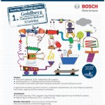 Bosch Nap: Goldberg Guinness Rekord Kísérlet