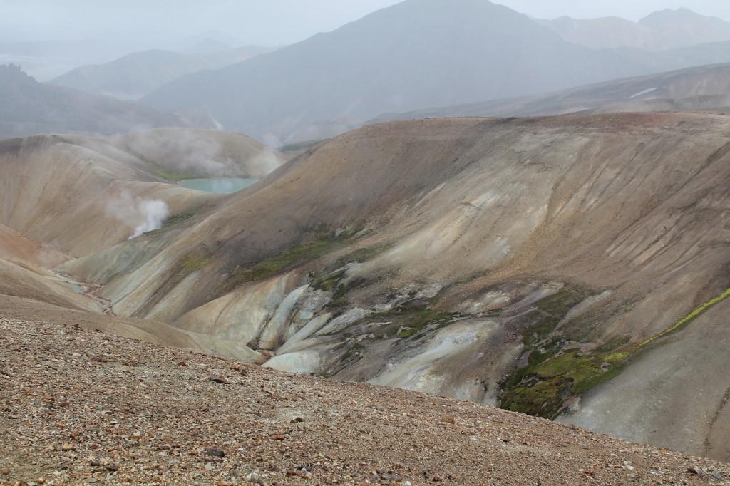 A színes hegyek