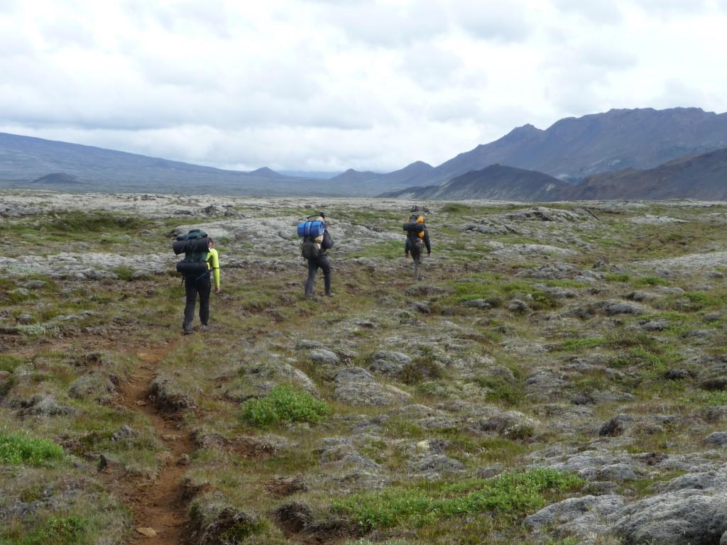 Pillanatkép az első túráról