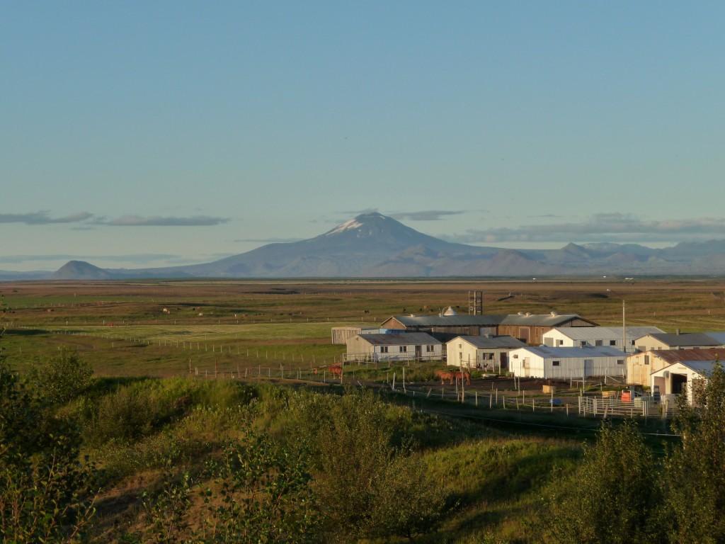 Hekla, Izland legaktívabb vulkánja