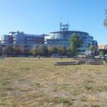 Elkezdődött az építés, készülőben a legnagyobb egyetemi buli