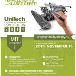 CLAAS Unitech Mérnökverseny