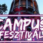 Campus 2014 – fergeteges buli a Nagyerdő szívében