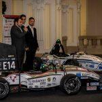 Bemutatta új versenyautóit a BME Formula Racing Team